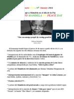 Programa de Actividades 30 Enero 2014