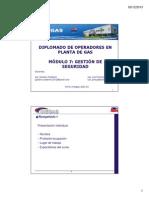 Presentacion Gestion Seguridad -Modulo 1