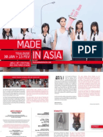 Made in Asia brochure - 2014