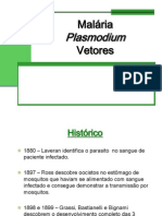 Malária - Plasnodium