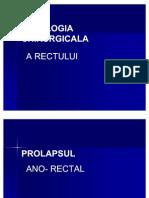 54117595 5patologia Chirurgicala a Rectului