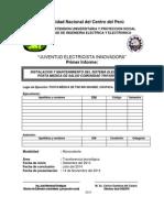 Primer Informe Proyeccion Social11
