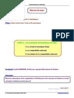 2- 3-4Le circuit économique élargi- Agréga  ts et limites de la comptabilité nationale