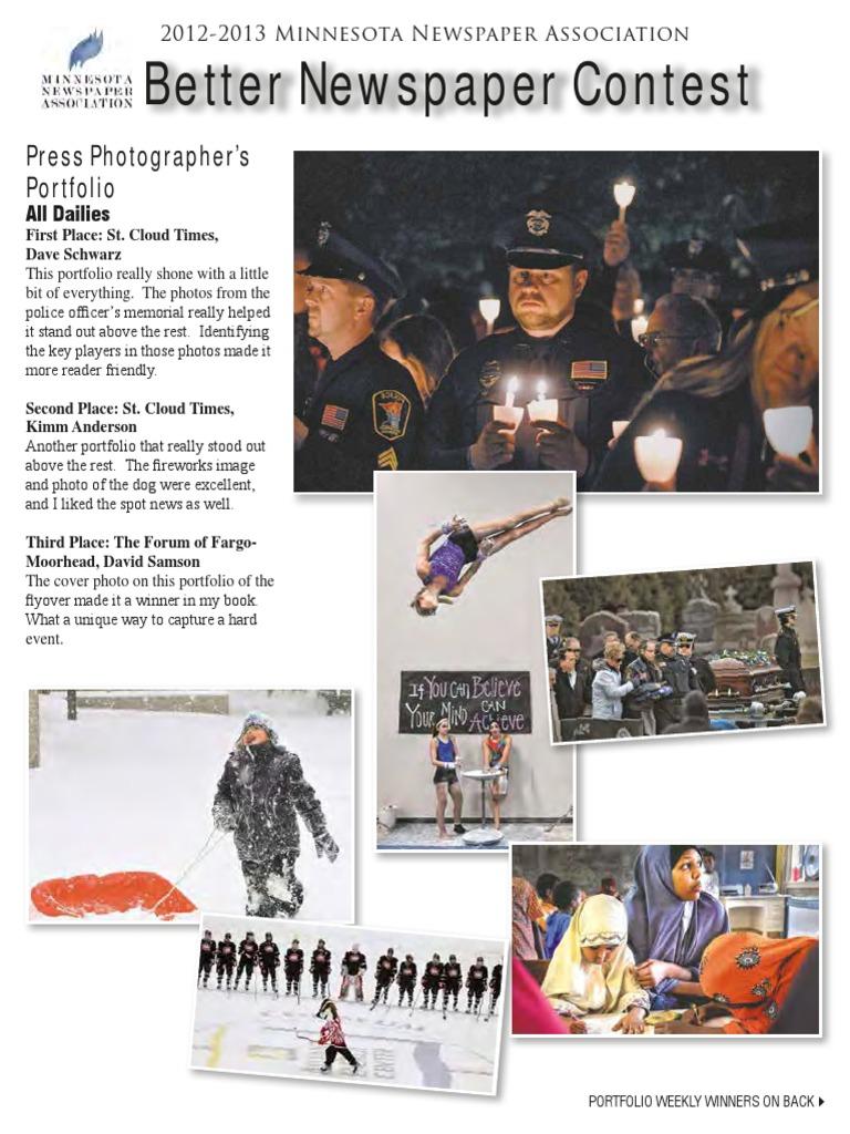 40d2e3fde5 2012-2013 Better Newspaper Contest Winners Book | Typography (2.0K views)