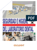 Seguridad e Higiene Del Laboratorio Dental
