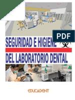Seguridad e Higiene Del Laboratorio Dental