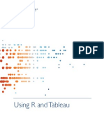 Using r and Tableau Software 0