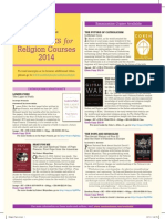 Random House 2014 Religion Flyer