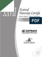 Festival Hato Viejo 2013