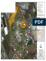 Map of sampling locations - West Lake Landfill 042013
