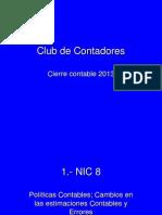 20131216  Leopoldo Sanchez Castaño Cierre Contable 2013