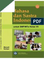 Kelas07 Bahasa Dan Sastra Indonesia Maryati
