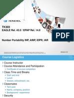 Tk303 Eagle r43.0 Epap r14.0 v4.0 Slides