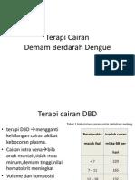 Terapi Cairan Dbd