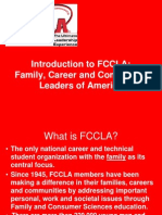 introduction to fccla