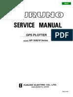 GP1850 Service Manual - Furuno