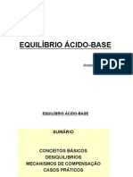 Terapeutica Equilibrio Acido Base 2013