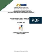 Cuadernillo Secundaria 2012 (1)