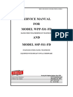 WPP-531-FD OR SSP-531-FD-A