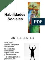 MS112 - Clase 4. Habilidades Sociales