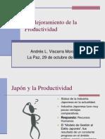 2008.10.29 Mejoramiento Productividad