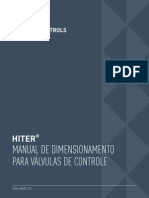 Manual de Dimensionamento Pentair