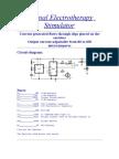 Cranial Electrotherapy Stimulator