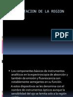 Instrumentacion de La Region Visible Quimica Analitica