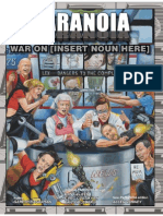 Paranoia XP - War on Insert Noun Here