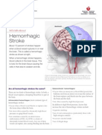 Let's Talk About Hemarrhagic Stroke