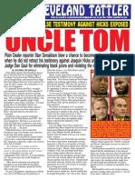 EC Tattler #32 - Stan Donaldson's Testimony Against Joaquin Hicks Revealed