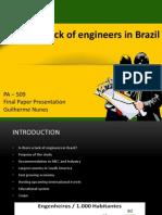 Gui Nunes - 509 - Final Paper Presentation