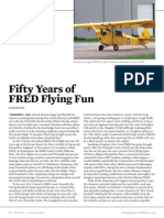 EAA - Experimenter - January 2014 - Fifty Year of FRED Flying Fun