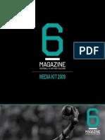 6magazine Media Kit