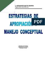 Estrategias de apropiación conceptual
