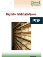 Diagnostico de La Industria Quesera