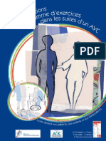 Livret d Autoreeducation AVC France AVC