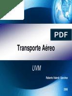 12. Transp. Aéreo ( Carga manejo especial)_A
