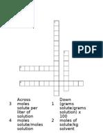 Si Crossword 3