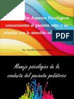 Desarrollo Psicológico del niño y del adolescente