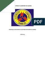 Tariff Proposal for 2013_ECG