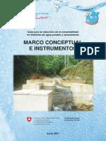 Reduccion Vulnerabilidad Agua