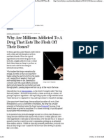 Why Are Millions Addicted to a Drug That Eats the Flesh Off Their Bones_ - Forbes