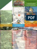 Tríptico Admisión 2014 ENPO Profr. Jesús Merino Nieto