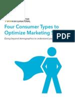Consumer Types White Paper