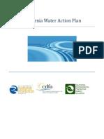 Final California Water Action Plan