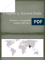 Chapter 5 - Ancient India