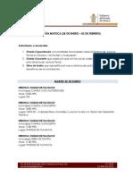 SEMANA DE DIFUSIÓN Y CAPACITACIÓN EN LA MIXTECA