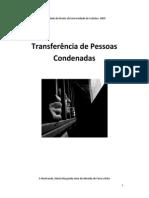 Transferência de Pessoas Condenadas