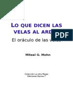 Mohn Mitxell - Lo Que Dicen Las Velas Al Arder
